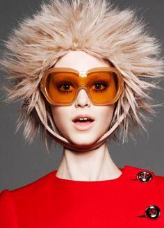 Shape Up – Evoking the essence of Jean Shrimpton, Jemma Baines dons mod inspired ensembles for Luke Irons (Work) colorful portraits in Harper's Bazaar Ray Ban Sunglasses Sale, Trending Sunglasses, Sunglasses Outlet, Cheap Sunglasses, Prada Sunglasses, Vintage Sunglasses, Oversized Sunglasses, Sunglasses Online, Sunglasses Women