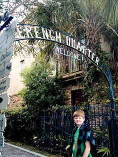 "The ""French Quarter"" in Fairhope, AL"