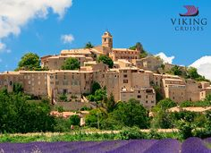 Provence, France   Beautiful Viking Cruises.  Contact me to book your dream…