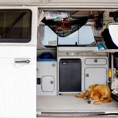 Truck fridge in vanagon. The Purpose-Driven Van | Outside Online