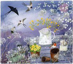 Lucy Grossmith, Spring Garden