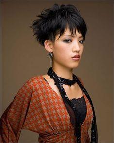 Pixie Haarschnitte für asiatische Frauen | Hair ideas | Pinterest ...