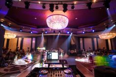 Fabrizio Banquet Hall located in The arts district of Las Vegas. Perfect venue for weddings and social events.