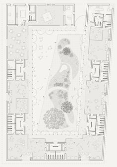 Mary Duggan kindergarten Lurago d Erba 5 Architecture Drawing Plan, Architecture Graphics, Landscape Architecture, Landscape Design, Architecture Diagrams, Architecture Design, Kindergarten Architecture, School Architecture, Kindergarten Projects