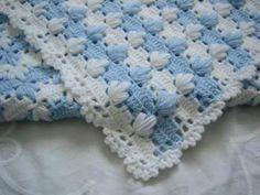 Tina's handicraft : baby blanket