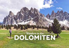 Wandern in Südtirol: 3 Top Dolomiten Wanderungen und die längste Zipline Europas