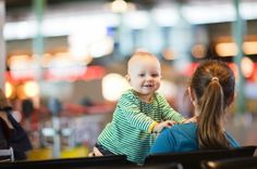 Board Early - Single Parent Travel - Traveling with Kids - Parenting.com  This isn't usually something I recommend if traveling with another adult, but I think when you are solo, it helps to get on board early and get settled.