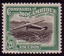 Selo da Companhia de Moçambiquel