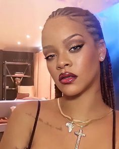 Mode Rihanna, Rihanna Riri, Rihanna Style, Rihanna Looks, Rihanna Outfits, Bad Gal, Bad Girl Aesthetic, Queen, Beauty Make Up