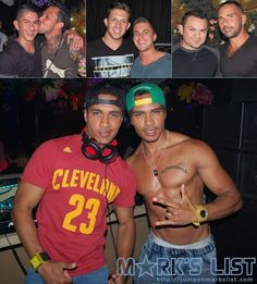 #Score Nightclub on Washington Avenue on #MiamiBeach, FL celebrated Brazilian Independence by hosting twin DJs The O'Halley Brothers along with Carnival style Go Go Gods, and specialty drink all night long. #gay #miami #sobe #markslist http://www.jumponmarkslist.com/us/fl/mia/images/mp/score/2014/090614_1.php