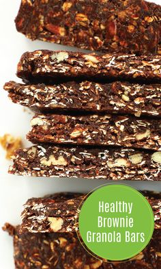 These Healthy Brownie Granola Bars take a classic dessert indulgence and turn it into fuel for your active lifestyle. Plus, with rolled oats, raw nuts, dates, honey, and almond butter, this yummy treat is naturally sweetened and will help keep you full for hours at a time. Just be sure to leave out this cocoa powder to keep this recipe bladder-friendly. This snack is easy to throw in your gym bag, along with your DependⓇ SilhouetteⓇ Active-Fit Briefs.