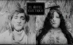 """""""El hotel eléctrico"""" del español emigrado Segundo de Chomón, pionero de los efectos especiales en el cine.  https://www.youtube.com/watch?v=aZFdaqQky2o"""