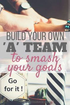 Who would be in your confidence 'A' team? What would your confidence look like if you were boosted by a group of people who actively supported you? Find all the tips on why and how you should create an A team in this killer guest post, including a FREE Build Your A Team Cheat Sheet!