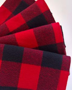 Oh my! There's been a run on buffalo plaid flannel this week. 1 pack left and then they will be out of stock until mid-October.  #buffaloplaideverything #buffaloplaiddecor #lumberjackparty #lumberjacklove #partydecor #falldecor #flannellove  #clothnapkins #dinnernapkins #sustainabledecor #napkins #partyideas