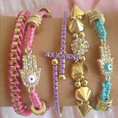 beautiful pastel set, take a pic of it and send it to Queenp@princesspjewelry.com for pricing and other inquiries