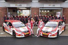 Honda's BTCC class of 2014