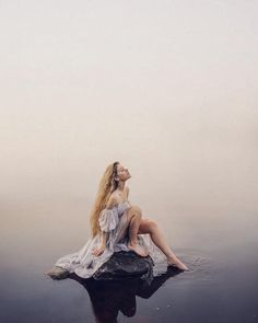 Whimsical, cinematic and ethereal self-portraits by rosie hardy beauty photography, ethereal photography Ethereal Photography, Whimsical Photography, Artistic Fashion Photography, Lake Photography, Fantasy Photography, Fashion Photography Inspiration, Photoshoot Inspiration, Photography Women, Portrait Photography