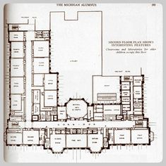elementary school design plans for 500 kids School Building Design, Building Map, Building Plans, Abc School, School Site, Primary School, School Floor Plan, School Plan, Education Architecture