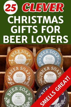gifts for beer lovers 25 perfect gifts for suds lovers