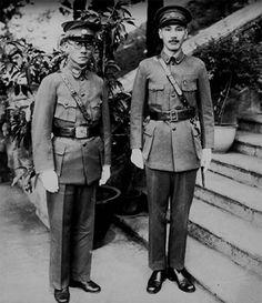 Modern Chinese History III: The Nanjing Decade 1927-1937 | Warlord Long Yun and Generalissimo Chiang Kai-shek- managing warlord ambitions was a constant struggle for Chiang