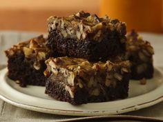 Pecan Pie Brownies!