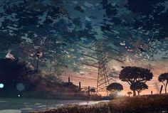 Dark Anime Scenery Wallpapers Desktop Background As Wallpaper HD Aesthetic Desktop Wallpaper, Anime Scenery Wallpaper, Landscape Wallpaper, Anime Artwork, Nature Wallpaper, Wallpaper Backgrounds, Lines Wallpaper, Wallpaper Laptop Desktop Wallpapers, Anime Wallpaper 1920x1080