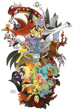 Pokémon Art Museum (名前も声も 知らない by Hoshiko Hoshino)