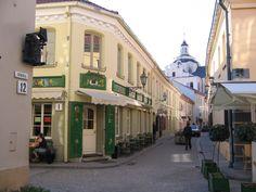 Vilnius Old Town. A photo by Edmunda Cepyte.