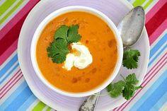 Linssi-porkkanakeitto - Ruokalan reseptit - Ilta-Sanomat