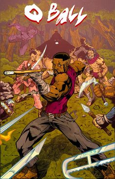 Support our martial arts comic!