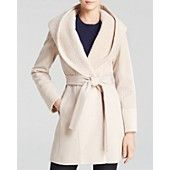 Trina Turk Wrap Coat - Jane Alpaca  Trina Turk never let me down, always find something really comfy and chic