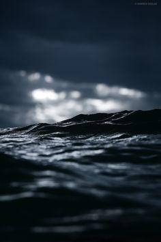 "dark water ocean wave ""Cimmerian by Warren Keelan"" No Wave, Ocean Wallpaper, Ocean Photography, Photography Tips, Portrait Photography, Wedding Photography, Ocean Waves, Ocean Sunset, Phone Backgrounds"