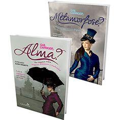 Kit Livros - Coleção O Protetorado da Sombrinha (2 livros)