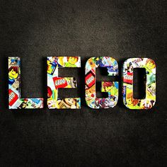 1000 Images About Make It DIY Lego Letters On Pinterest