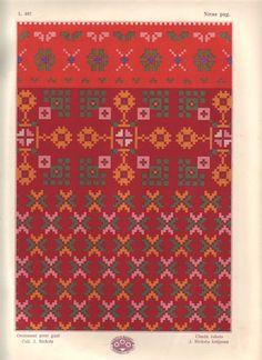 Latvian ornaments & charts - Monika Romanoff - Picasa Web Albums (39 of 156)