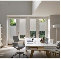 Conference Room, Dining Table, Windows, Furniture, Home Decor, Decoration Home, Room Decor, Dinner Table, Home Furnishings