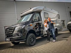 Collection in Bielefeld Germany Mercedes 4x4, Mercedes Sprinter Camper, Mobiles, Rv Camping, Glamping, Vw Crafter, Van Car, Expedition Vehicle, Campervan
