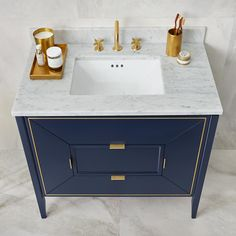 39 Inch Vanity Cabinet With Fitted Sink | Pinterest | Bathroom Vanities,  Sinks And Vanities