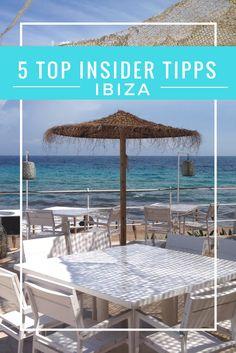 Tolle Insider Tipps für die Insel Ibiza. Orte und Sehenswürdigkeiten auf Ibiza, die du sicherlich nicht kennst. Geheimtipps für Ibiza.