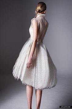 'Mimesis' SS'2013 Fashion Collection // Kamila Gawronska-Kasperska | Afflante.com