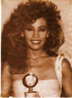 Whitney Houston... stunning.