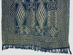 The Metropolitan Museum of Art - Royal Display Cloth (Ndop)