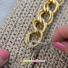 75441a6e7b 13 fantastiche immagini su borsetta all'uncinetto | Crochet purses ...