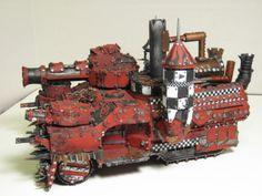 Ork Linebreaka conversion