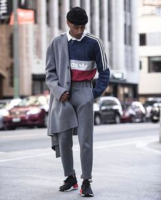 "4,170 mentions J'aime, 36 commentaires - Street Style Inspiration (@pauseshots) sur Instagram : ""Comfy. @darion_famous #PAUSEShots"""
