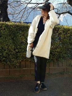 b15f53626fde 17件】ボア|おすすめの画像 | Fashion women、Female fashion、Feminine ...