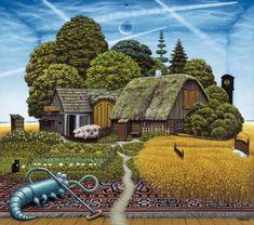 jacek yerka | Artodyssey: Jacek Yerka