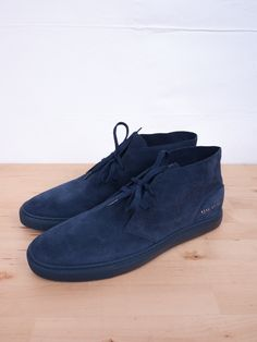 Common Projects - Chukka Suede Sneakers