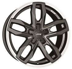 ATS Wheels Temperament GRA for Volkswagen Amarok Touareg Automotive Rims, Automotive Design, Rims For Cars, Motorcycle Wheels, Truck Wheels, Bike Wheel, Custom Wheels, Car Tuning, Transportation Design