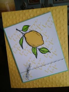 A happy thing I Card, Stampin Up, Card Making, Invitations, Friends, Happy, Amigos, Stamping Up, Ser Feliz